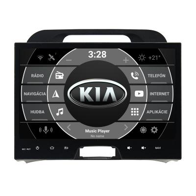 """KIA Sportage Autorádio Android 10 (4GB RAM) 10,1"""" Palcové"""