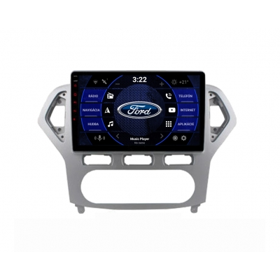 """FORD Mondeo Autorádio Android ANDROID 10 (4GB RAM) 9"""" Palcové"""