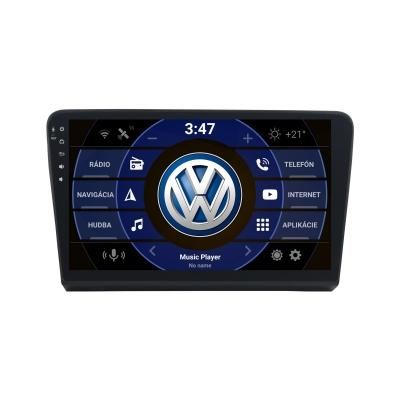 "Volkswagen TIGUAN Autorádio OS ANDROID 10 (4GB RAM) 10,1"" palcové"