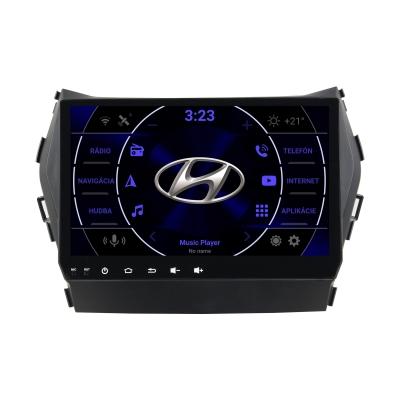 "Hyundai Santa Fe a  iX45 Autorádio Android 10 (4 GB RAM) 9"" Palcové"