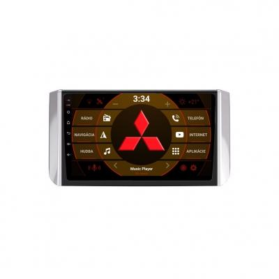 "Mitsubishi Xpander Autorádio ANDROID 10 (4GB RAM) 9"" Palcové"