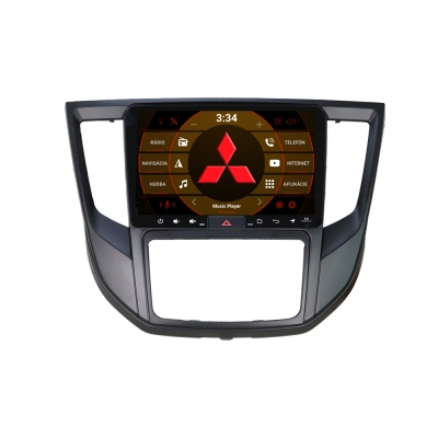 "Mitsubishi Lancer Autorádio ANDROID 10 (4GB RAM) 9"" Palcové"