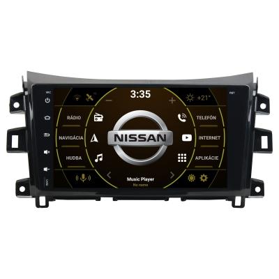 """NISSAN Navara Autorádio s OS ANDROID 10 (4GB RAM) - 9"""" Palcové"""
