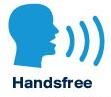 Handsfree , HF sada
