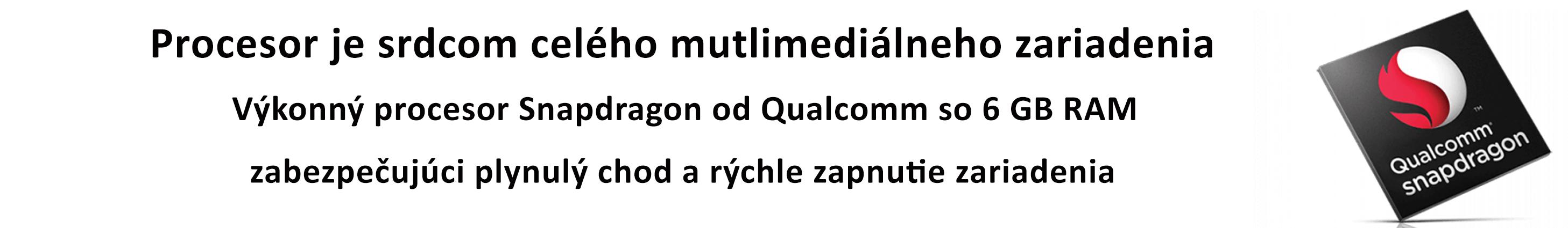 Androidové autorádio Qualcom